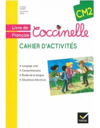Coccinelle cahier CM2