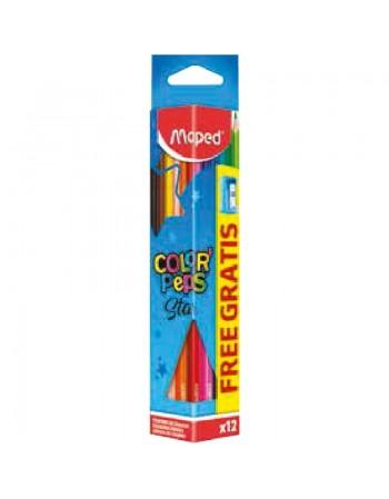 Crayons de couleurs...