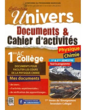 Univers documents et cahier...