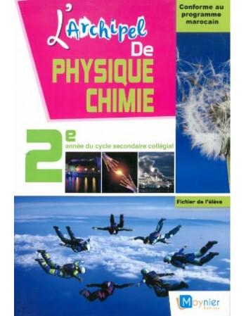 L'archipel physique chimie 2AC