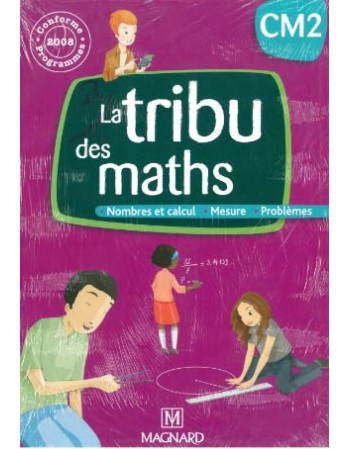 La tribu des maths CM2