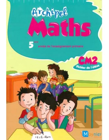 Archipel des maths CM2...