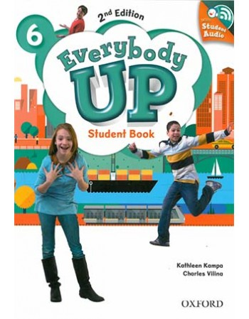 Everybody up 6 Student book