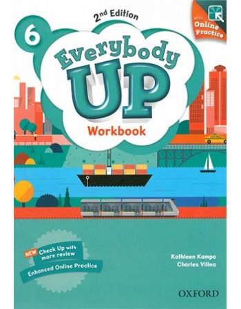 Everybody up 6 Workbook