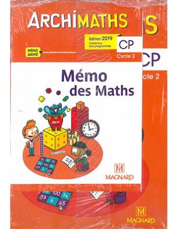 Archimaths CP Manuel + memo CP
