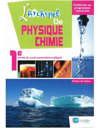 Archipel Physique chimie 1AC