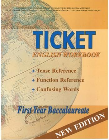 Ticket english workbook 1AB