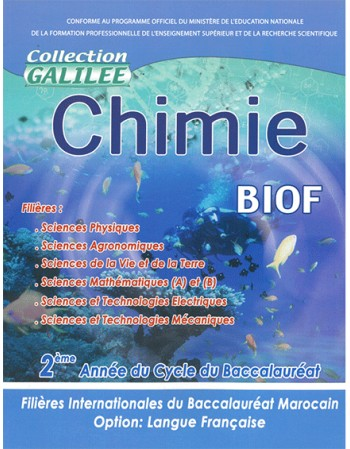 Collection galilee Chimie 2AB