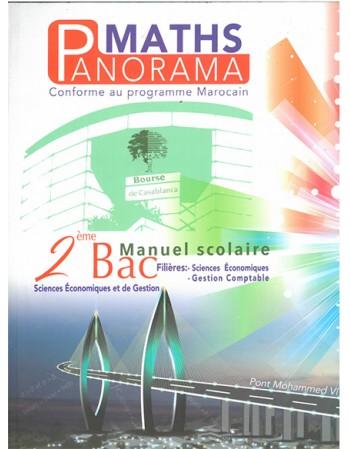 Maths panorama 2BAC