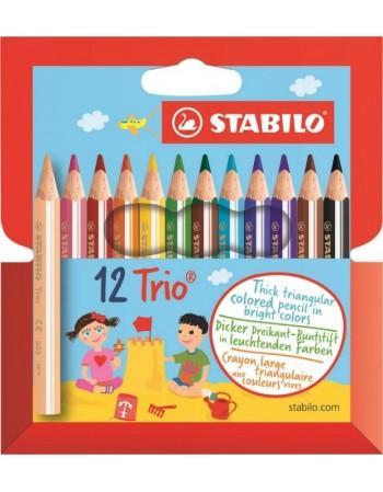 Pochette crayons de couleur...